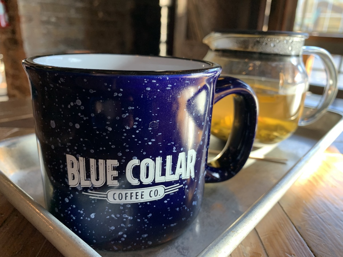 Blue Collar Coffee Beloit WI