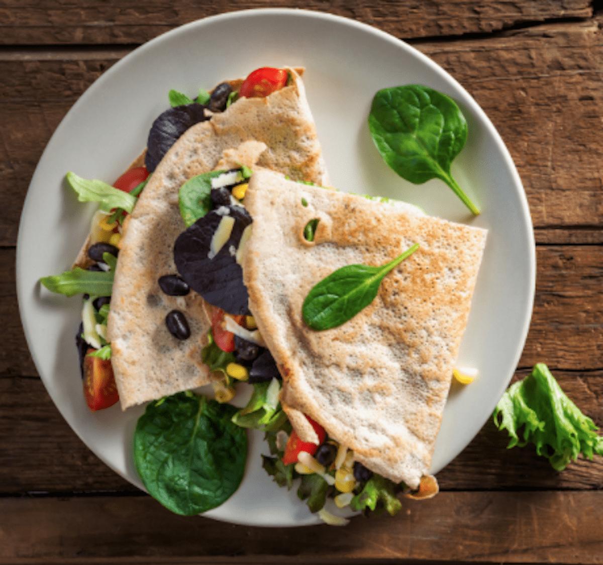 Quesadilla Salad