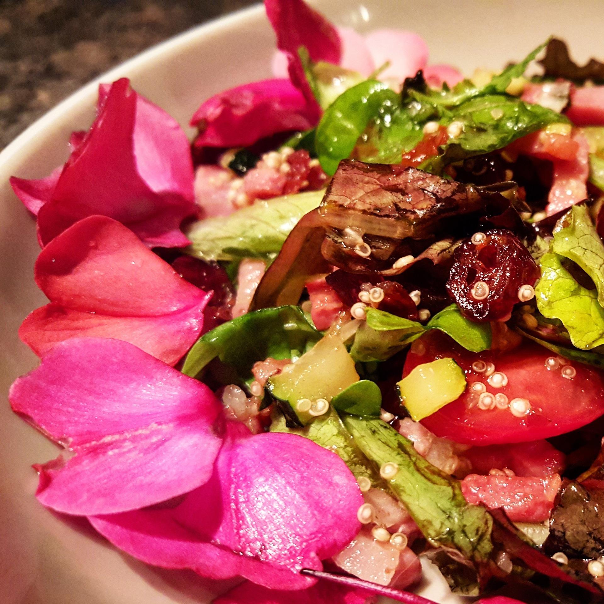 Quinoa Dinner Bowl
