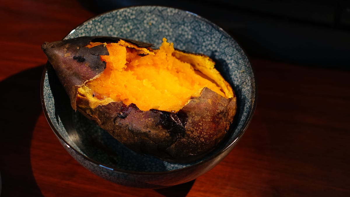 Well Cooked Sweet Potato copy