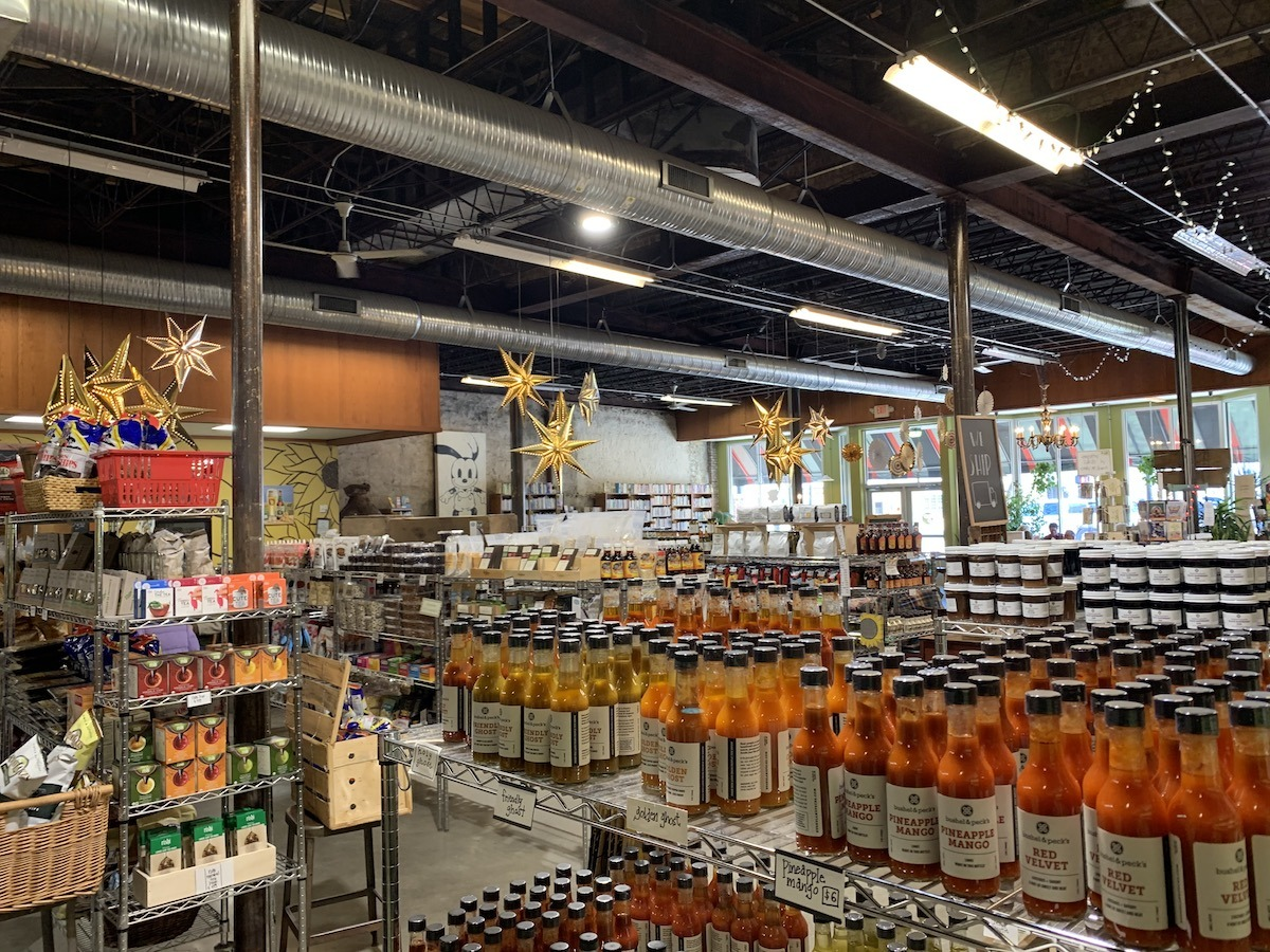 bushel & peck's store