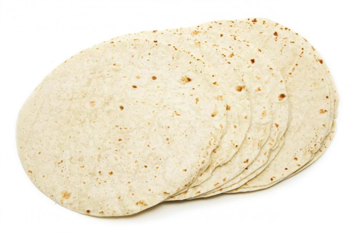 Flour Tortillas
