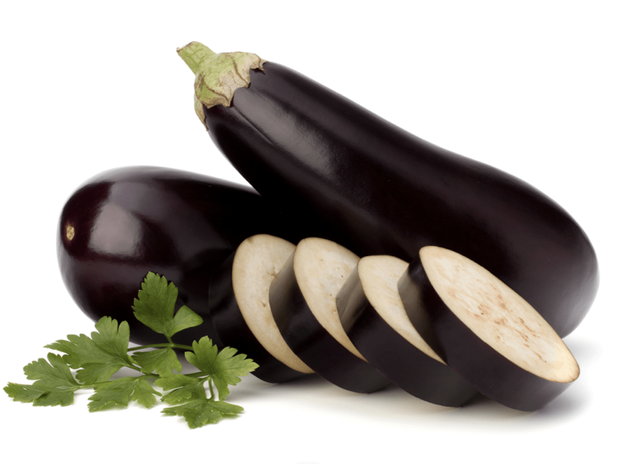 Eggplant Is A Healthy Vegetable