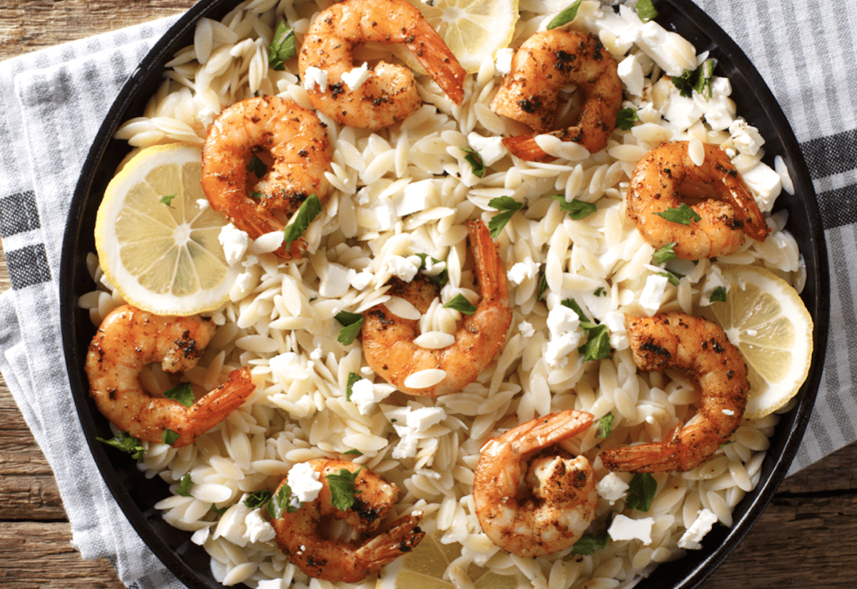 Add Some Shrimp
