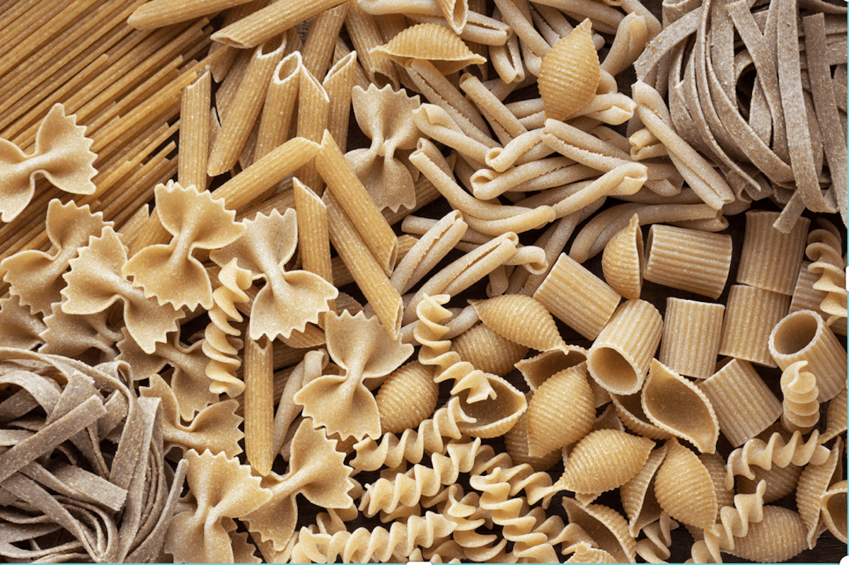 All Kinds Of Pasta