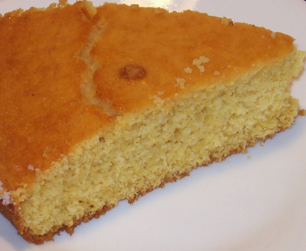 Cornbread Is Perfect For Crumbling