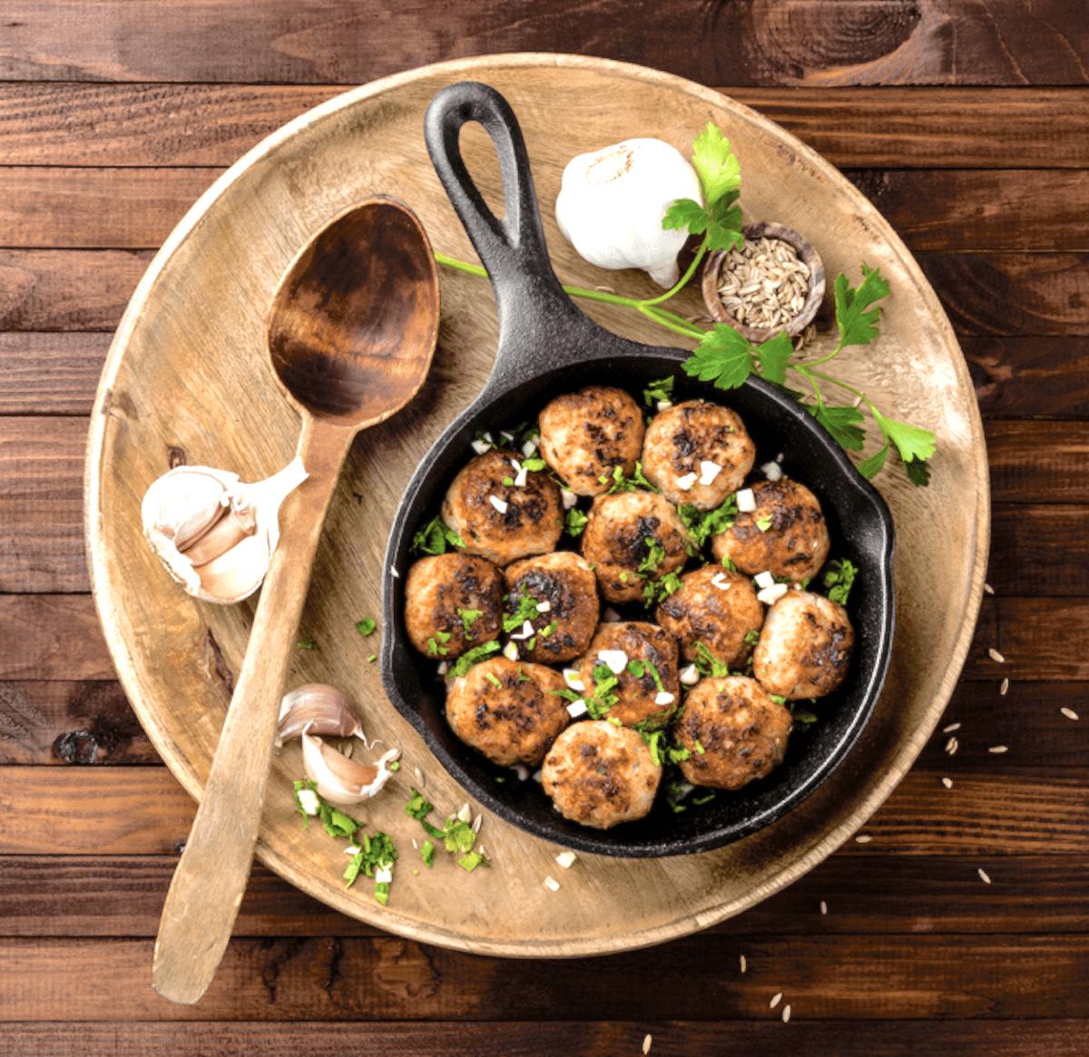 Delicious Greek Meatballs