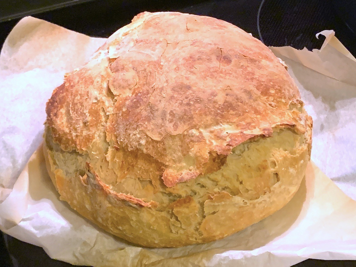 Homemade Bread Is The Best
