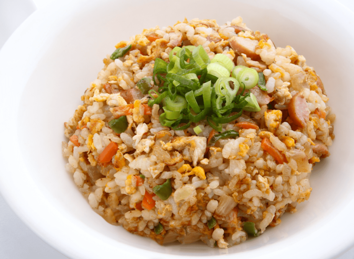 Make Your Own Fried Rice