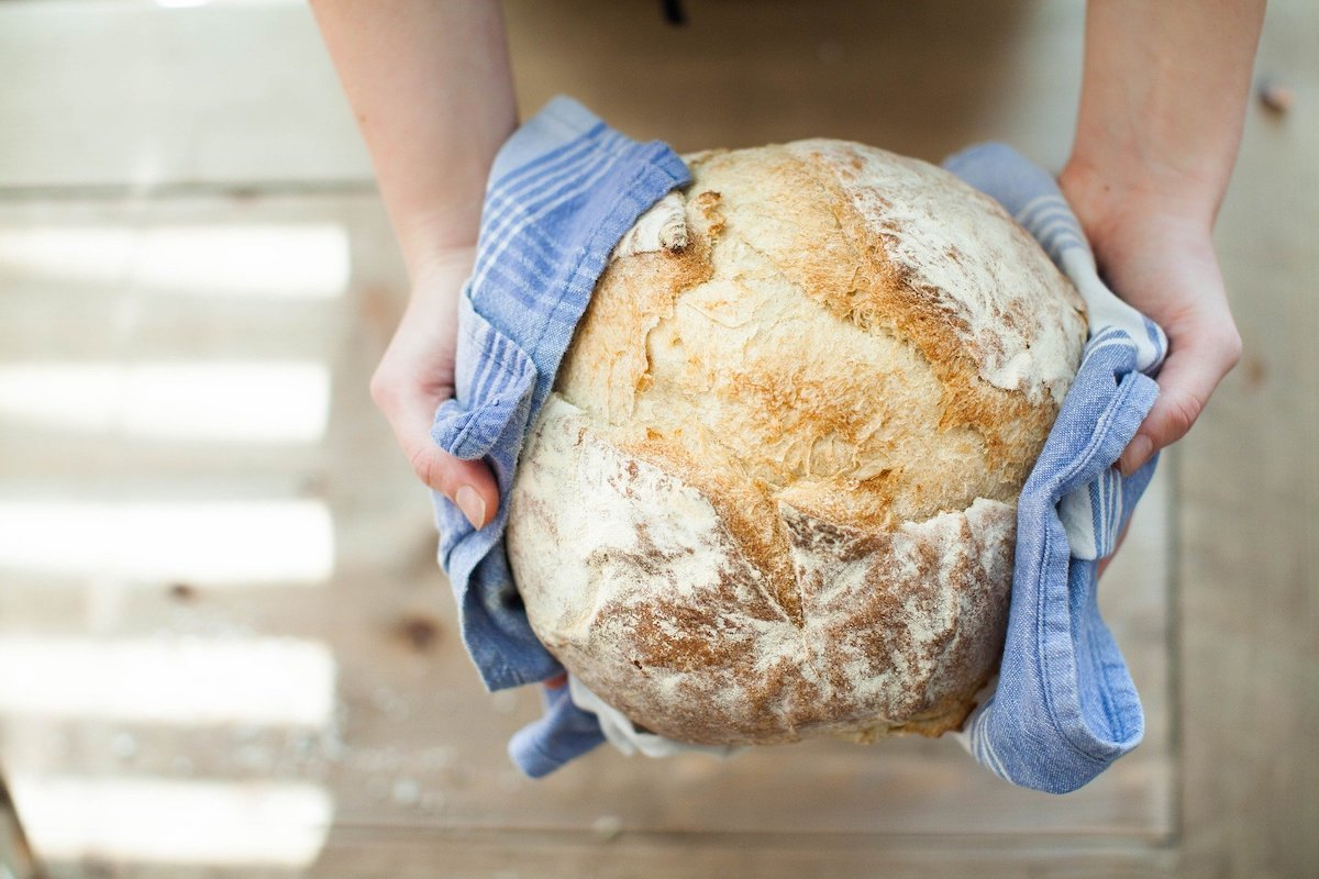 Use All-Purpose Or Bread Flour