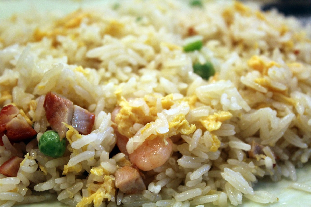 Yang Chow Fried Rice Without Soy