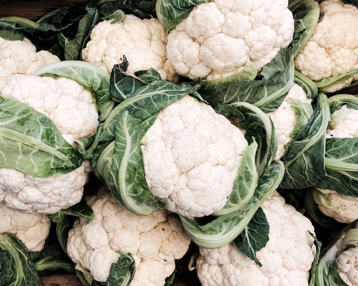 Cauliflower To The Rescue