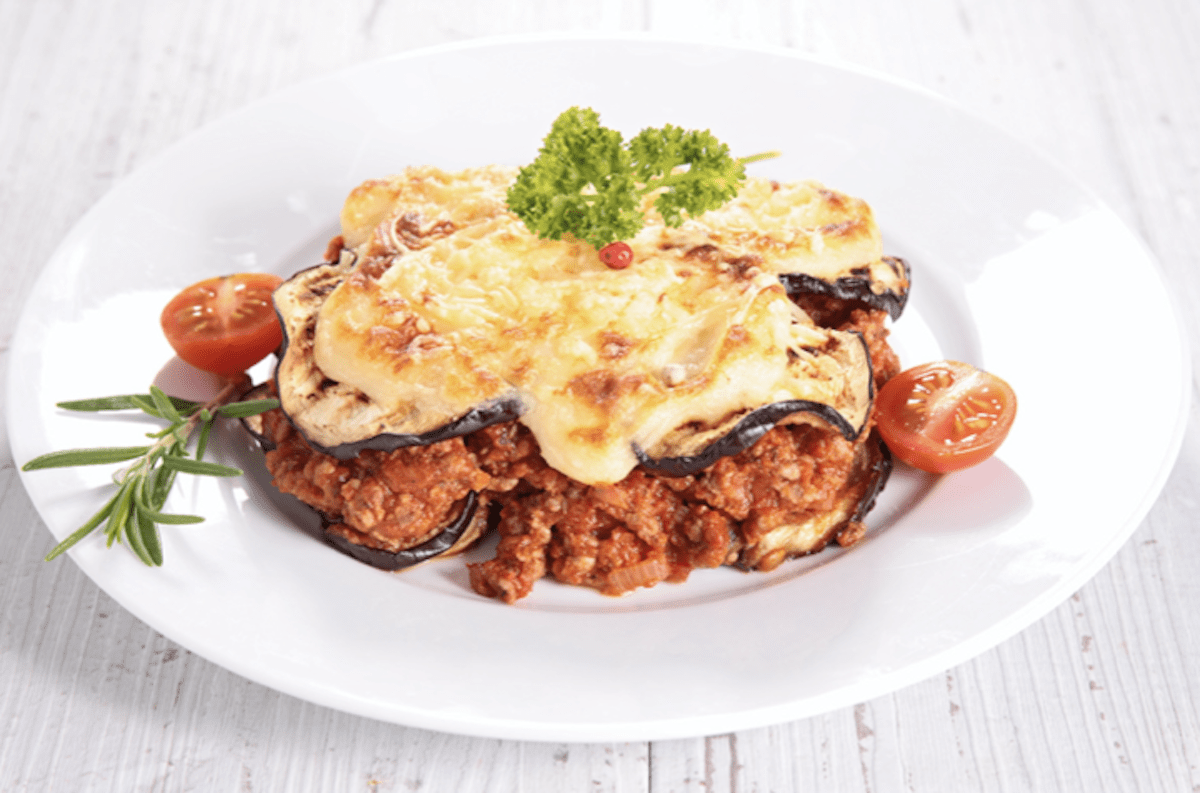 Greek Moussaka Makes A Great Meal