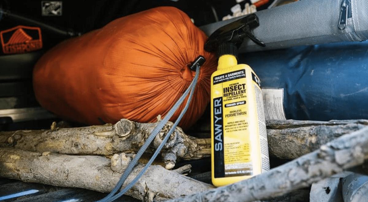 Sawyer Permethrin Spray