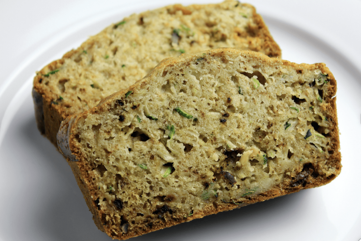 Easy Zucchini Bread Is A Great Snack