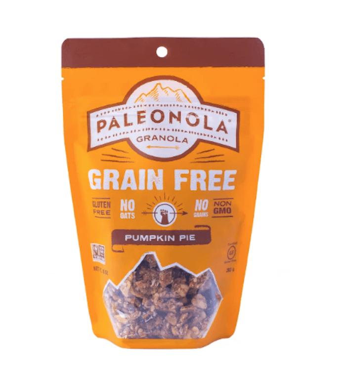 Paleonola Granola Pumpkin Pie