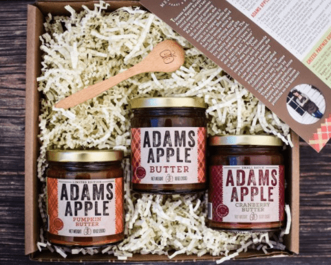 Adams Apple Butter Gift Kit
