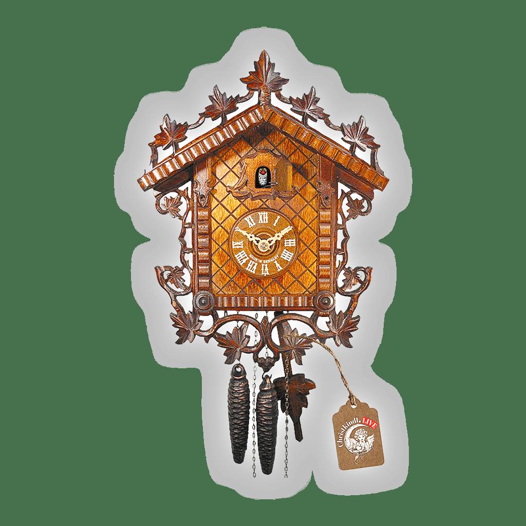 Cuckoo Clock Christmas Market