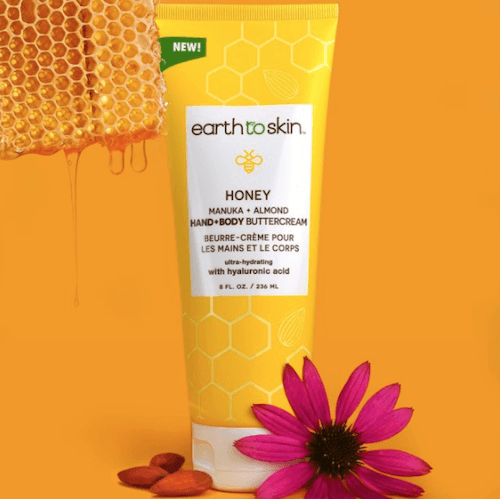 Earth to Skin Hand and Body Lotion