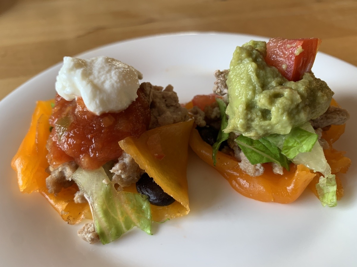 Mexican Style Keto Friendly Snacks