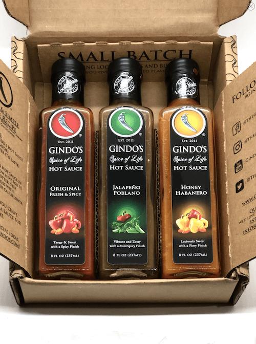 Gindo's Hot Sauce