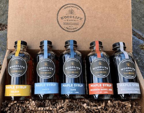 Woodlife Syrup Sampler