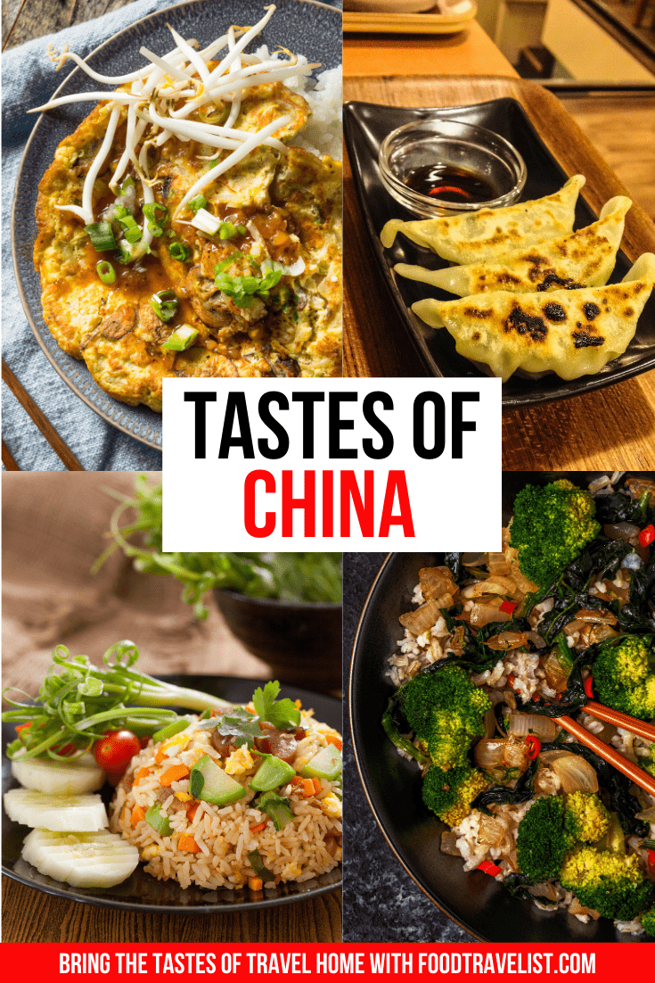 Taste of China Pin