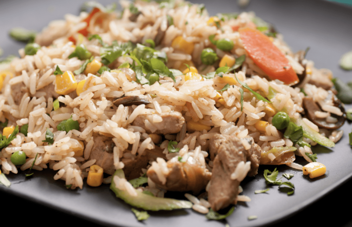 Loaded Fried Rice