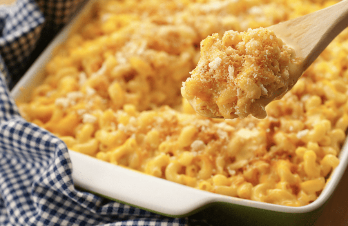 Ultimate Mac And Cheese