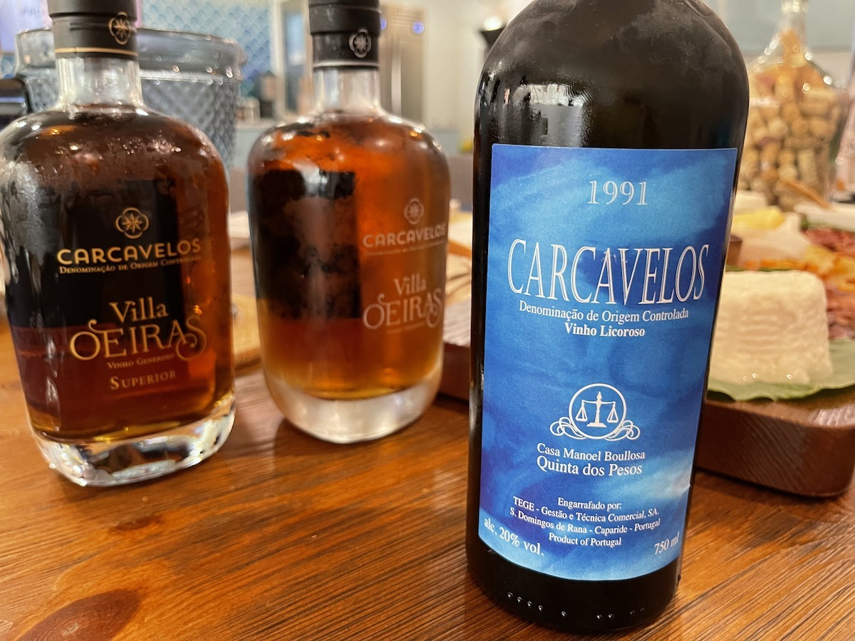 Carcavelos Wine