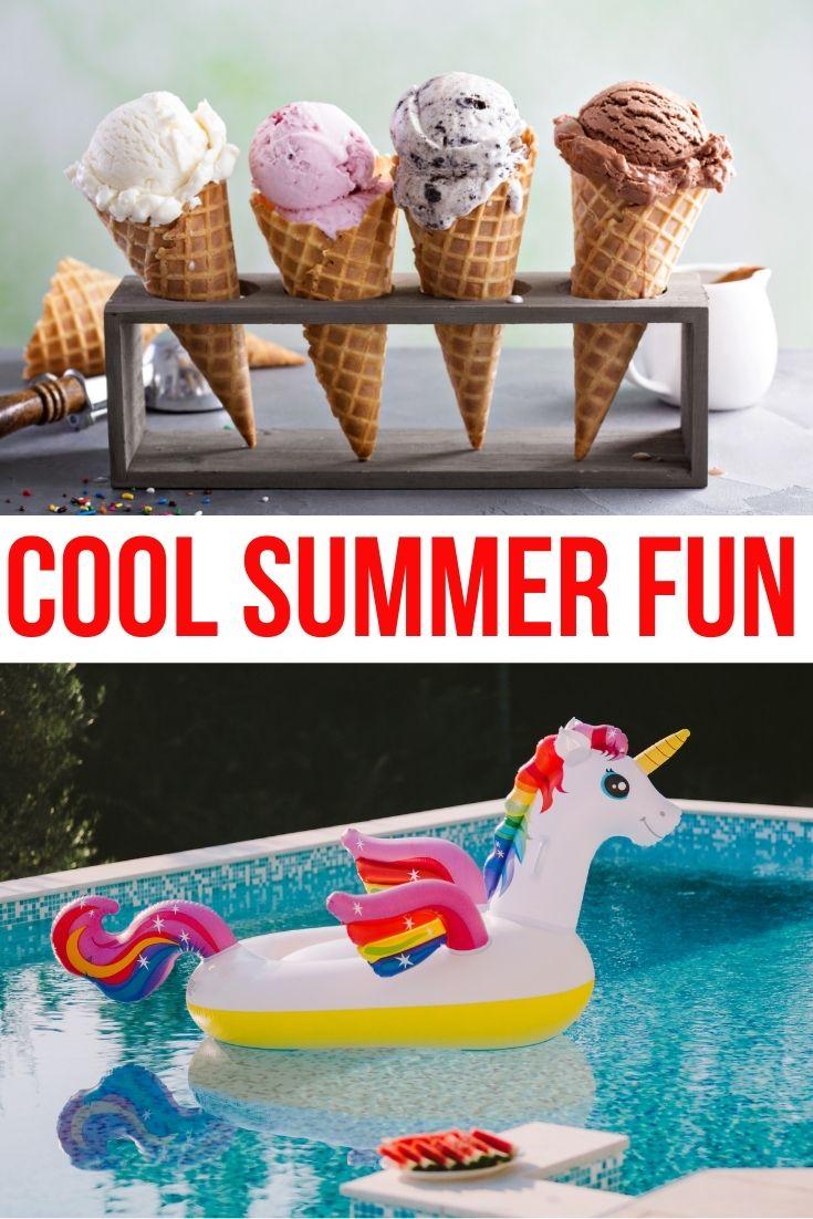 cool summer fun